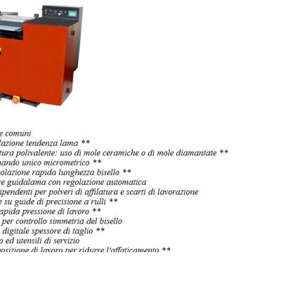 Spaccapelle Camoga 420L